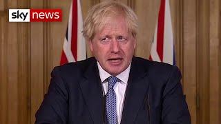 Businesses in turmoil over sudden halt to lockdown easing - UK COVID-19 update