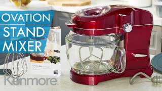 New Ovation Stand Mixer | Kenmore