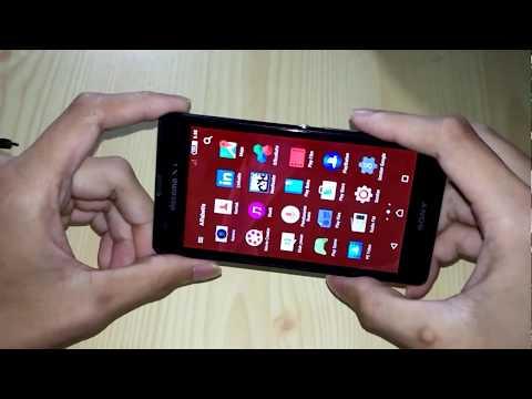 Review Sony Xperia ZR docomo so-04e indonesia