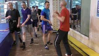 Бокс: спец-ОФП. Круговая тренировка