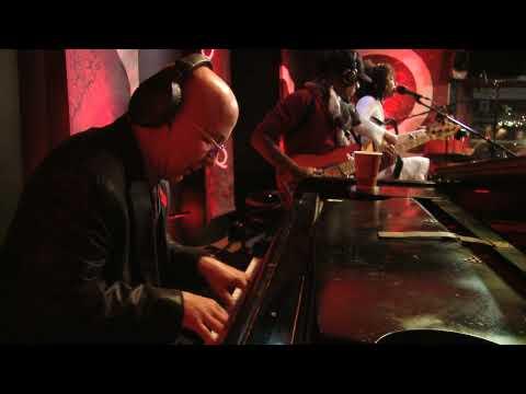 Paul Shaffer jam session with Luanda Jones and friends