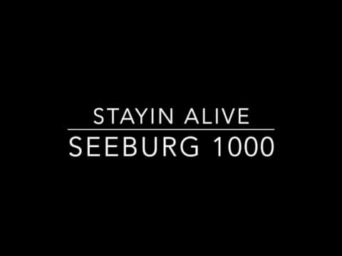 Seeburg 1000 Background Music Stayin Alive Bee Gees