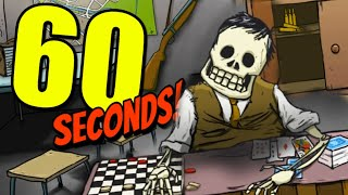 FAMILY FEUD | 60 Seconds #6