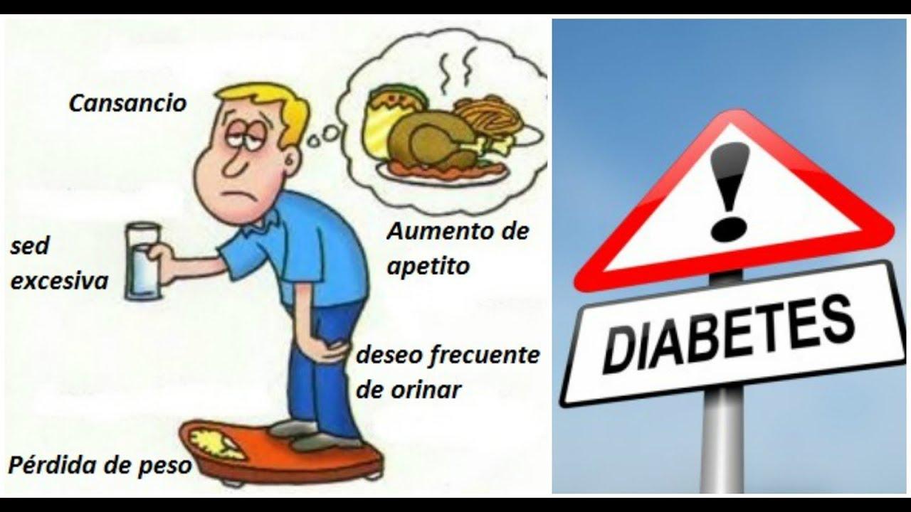 apetito de diabetes