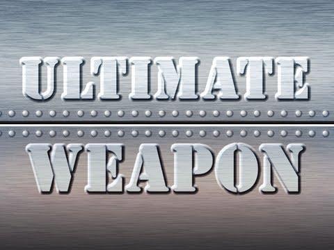 Ultimate Weapon - BFG 9000