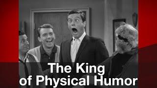 Dick Van Dyke is a Master of Physical Humor