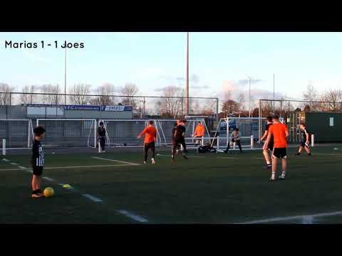 Total Football UK Ashton Sunday League 2018 League Play Off: Average Joes v Mamma Marias