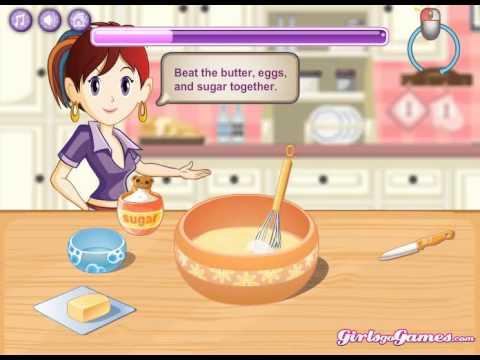 Sara S Cooking Class Cake Balls