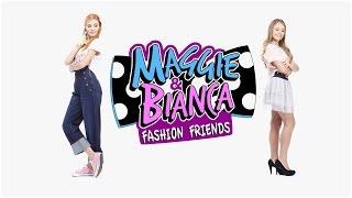 Мэгги и Бьянка в Академии Моды   Финальные титры молодежный сериал о моде