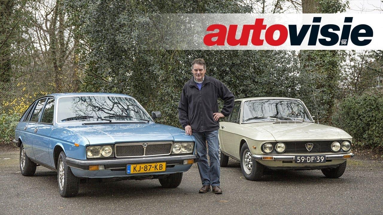 40 jaar gamma Uw Garage: Lancia Gamma Berlina (1982) en Fulvia Coupé (1974  40 jaar gamma