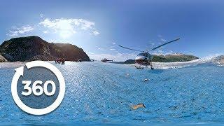 Wonders of Alaska (360 Video)