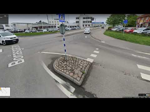 Danne på fyra hjul - Söker hem i Varberg