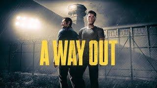 A WAY OUT PS4 [LIVE #1] COOP Z PAVKIEM | Uciekamy z więzienia