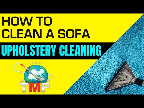 how to clean sofasupholstery and fine furniture by rob allen carpet cleaning youtube best fabric cleaner for furniture