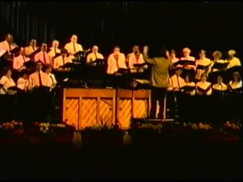 Motherwell District Concert Choir 1994 - Civic Centre Motherwell