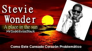 Stevie Wonder - A Place In The Sun (Un lugar en el sol) [Subtitulada En Español] HD 720p