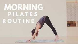 Quick Morning Pilates Routine | Lottie Murphy