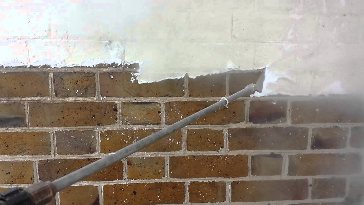Paint Remover For Brick Exterior Part - 19: Doff Steam Paint Removal Maidstone (purple-rhino.co.uk) 0800 1577484