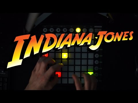 Indiana Jones  Main theme  Launchpad Orchestral Remix