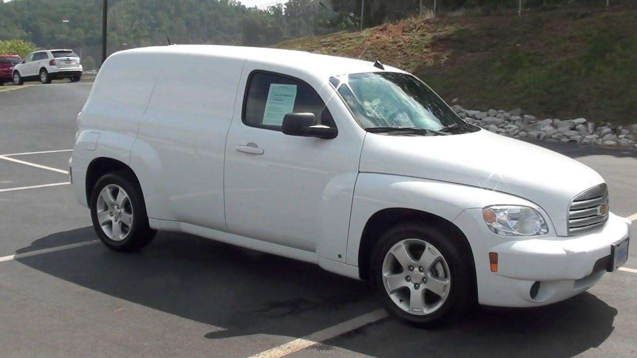 For Sale 2008 Chevrolet Hhr Ls Panel Van Stk 11502a Www