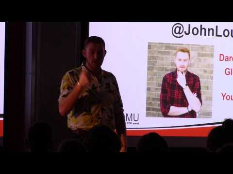 Does Youth Work Make the Youth Work | John Loughton | TEDxQM