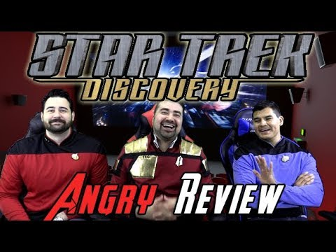Star Trek: Discovery Angry Review