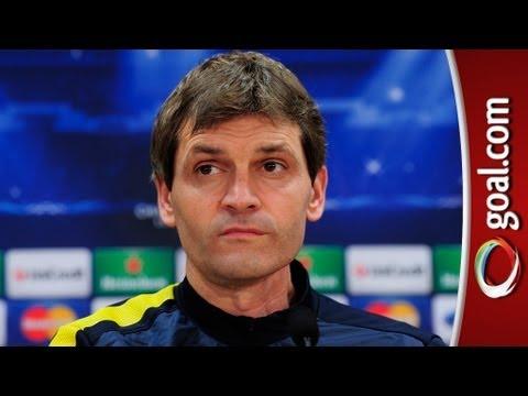Cancer shock for Barca boss Tito Vilanova