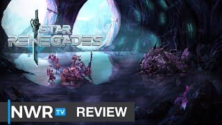 Star Renegades (Switch) Review - Excellent Sci-fi Roguelite Meets Poor Switch Port (Video Game Video Review)