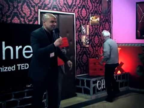Bionoor, agriculture biologique et compensation carbone: Hadj Khelil at TEDxChrea