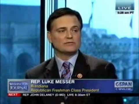 Rep. Luke Messer (IN-06) on Why He Signed the Taxpayer Protection Pledge