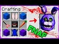 Minecraft FNAF - How to Summon BONNIE in a Crafting Table!