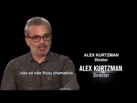 A Múmia - Q&A com Tom Cruise e Alex Kurtzman para RealD