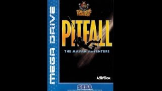 Pitfall: The Mayan Adventure Прохождение (Sega)