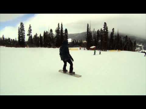 Ana Paula Snowboarding keystone