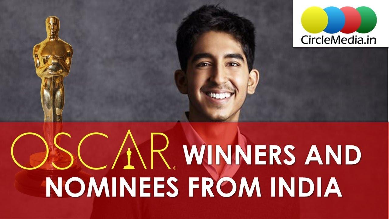Oscar Award Winners and Nominees from India | Oscar Awards 2017 | Circle  Media