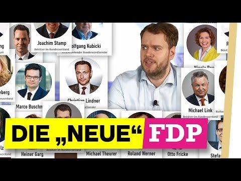 """Die """"neue"""" FDP"""