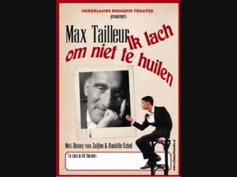 interview Max Tailleur bij Het oog op morgen