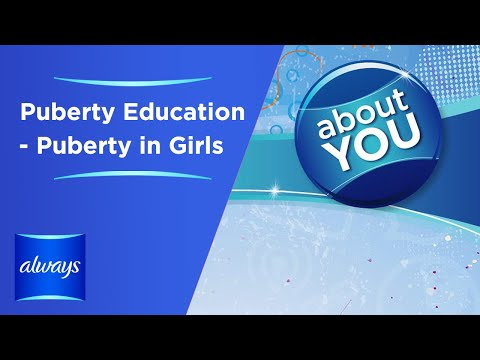 Puberty Education Puberty in Girls