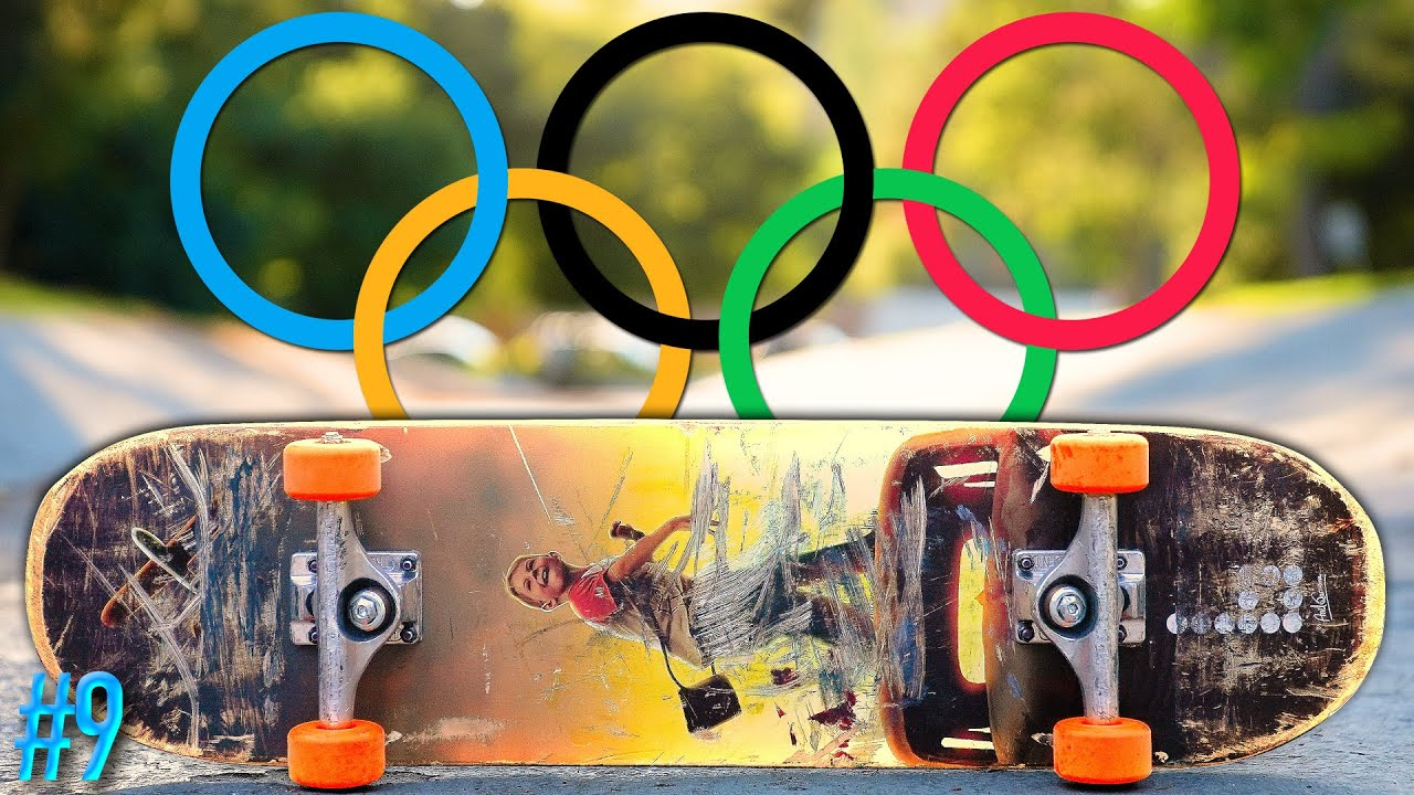 BRAILLE STREET SKATE OLYMPICS 2021! ROAD TRIP EP. 9