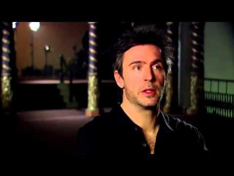 "Jack Davenport ""Derek Wills"" HD Interview Pt 1 'Smash'"