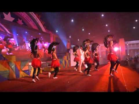 วงดนตรีลูกทุ่ง โรงเรียนพนมทวนชนูปถัมภ์ กาญจนบุรี เมืองทองธานี 2555  2