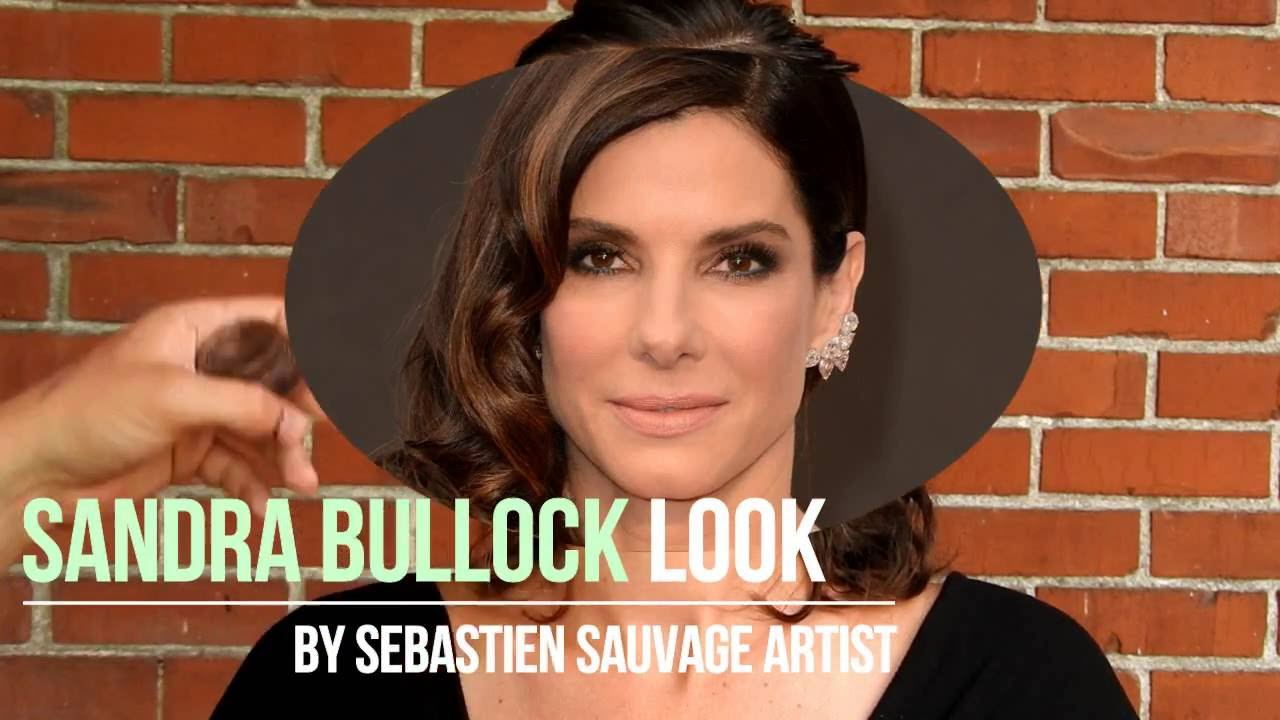 Sandra bullock no makeup