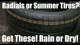 Best Tires For Hellcats & High Performance Vehicles? Get These Tires!!