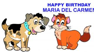 MariadelCarmen   Children & Infantiles - Happy Birthday