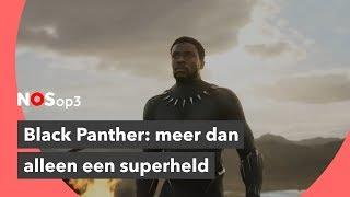 Zwarte sterrencast maakt Black Panther een unieke superheldenfilm