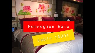 Norwegian Epic The Haven Two Bedroom Family Villa H4 Room 16001 Youtube