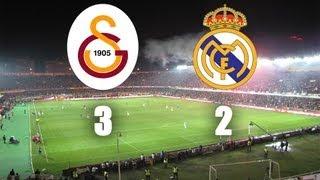 [HD] Galatasaray-R.Madrid 3-2 Champions League 2013
