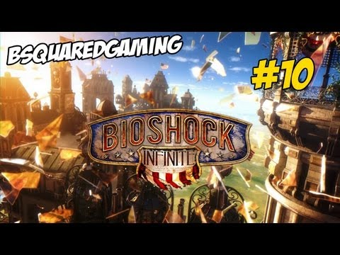 Bioshock Infinite Gameplay Walkthrough Part 10 [ITA] HD - Fink