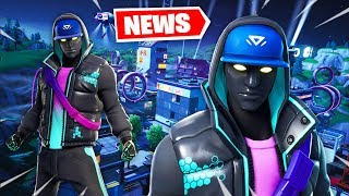 NEW SKINS OF FUTUR ON FORTNITE!