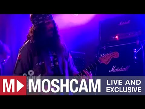 Brant Bjork & The Bros - Low Desert Punk | Live | Moshcam